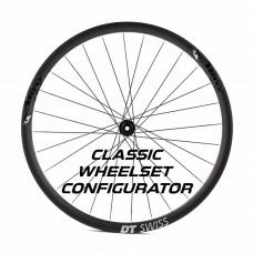 Custom Handbuilt Classic Wheelset Configurator